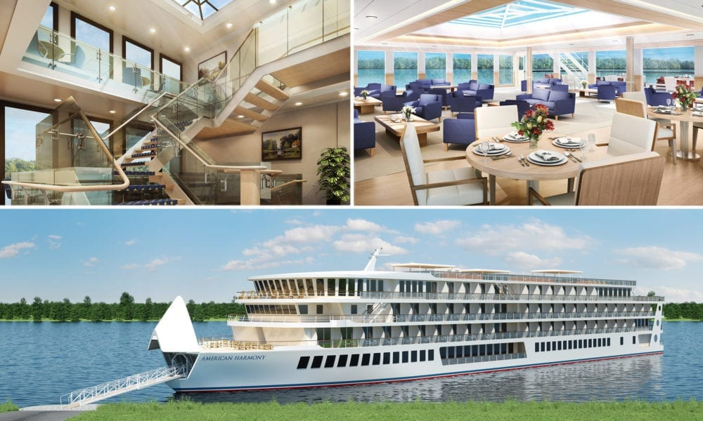 First Modern US Riverboat Departs on Inaugural Cruise