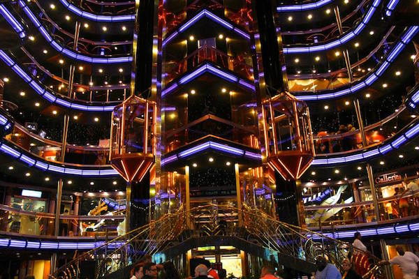 7 Rules for Cruise Ship Elevators