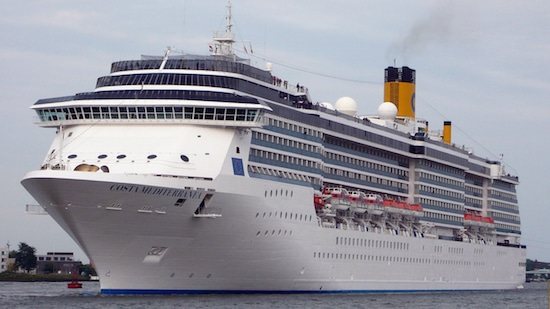 Carnival Corporation Announces New China-Based Cruise Line