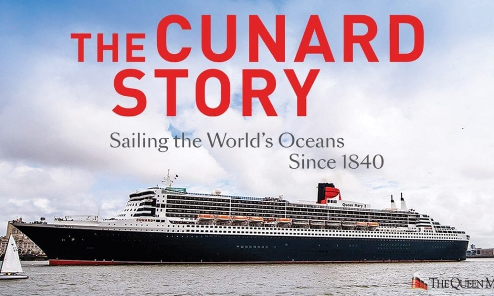 Cunard Exhibit Opens on Queen Mary in Long Beach
