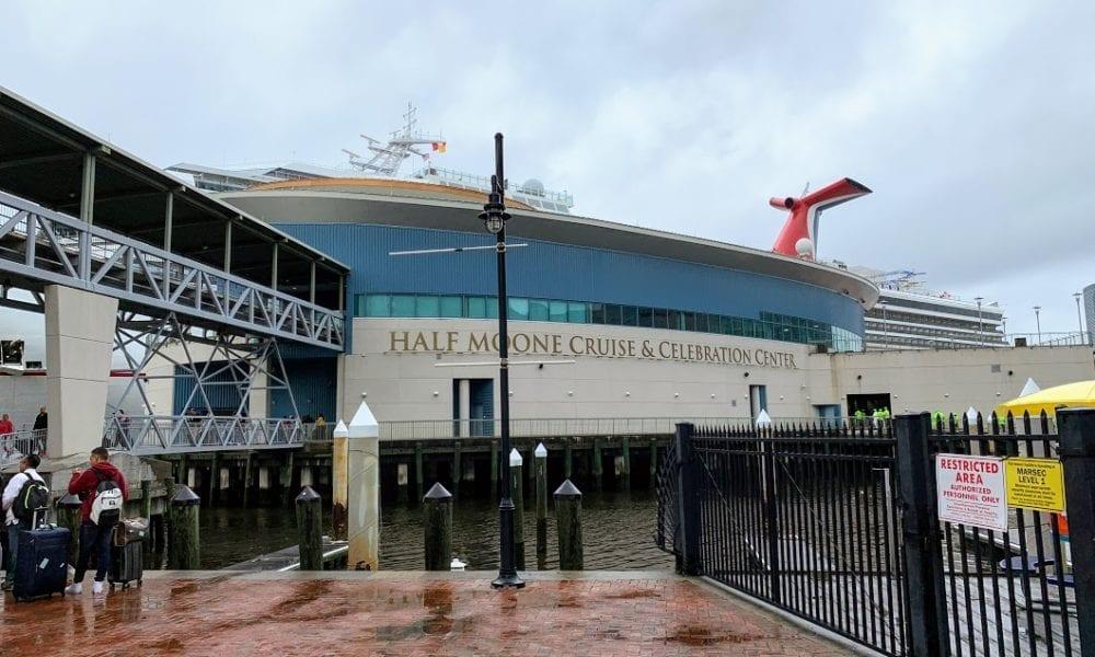 Carnival Sunrise Trip Report: Debarkation Morning
