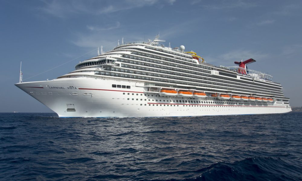 Carnival Ship Extends Cruise Due to Technical Issue