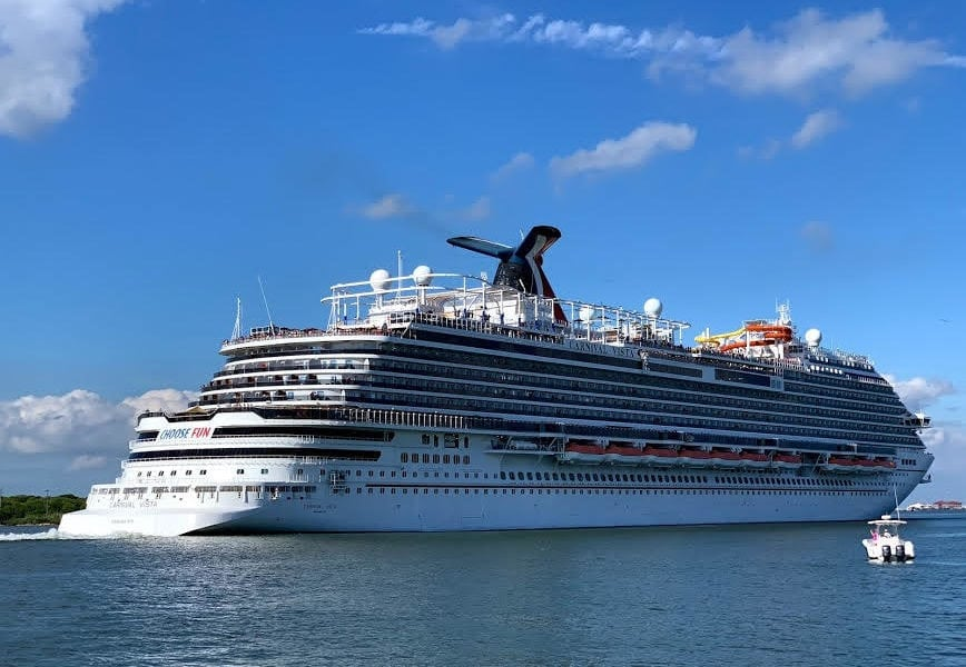 Technical Issue Alters Carnival Cruise Ship Itinerary