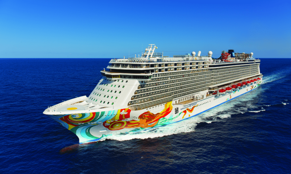 Norwegian Getaway is Sailing With New Features