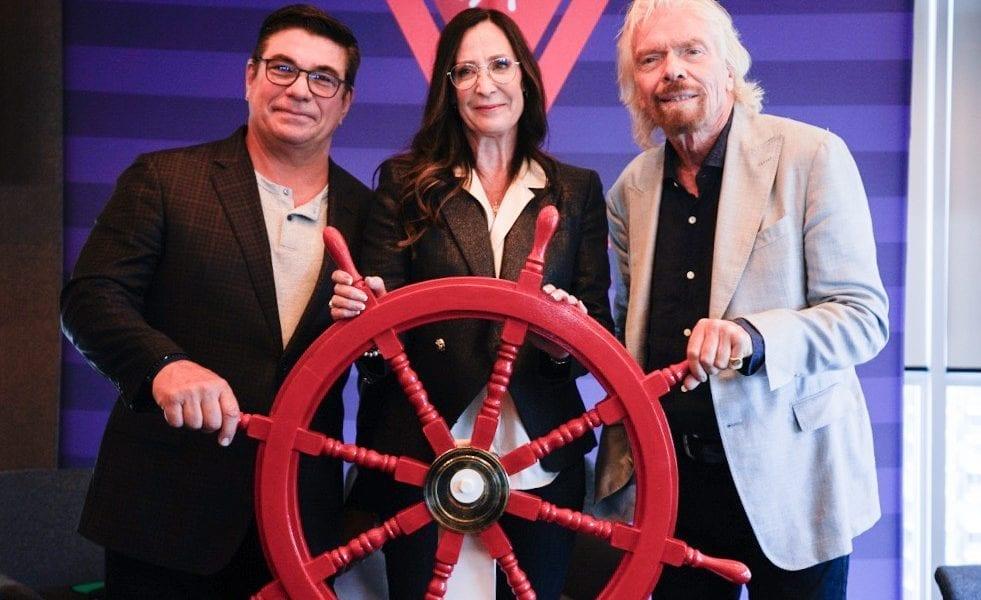Virgin Voyages Appoints Female Captain for Scarlet Lady