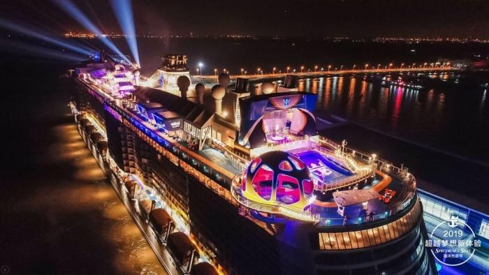 Cruise Ships Make 2020 Olympic Run