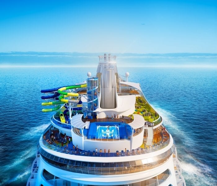 Royal Caribbean Ship Will Get New Thrill Attractions During Refurbishment