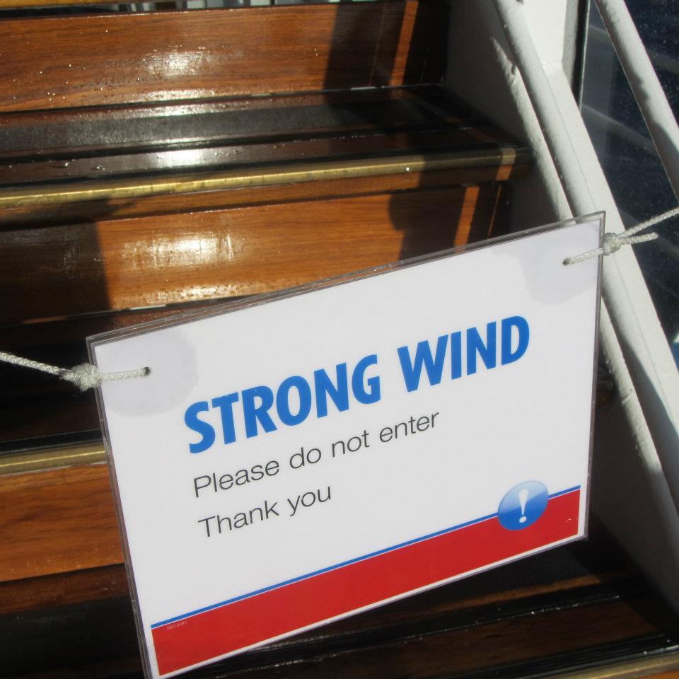 What Cruisers Shouldn't Do During Hurricane Season