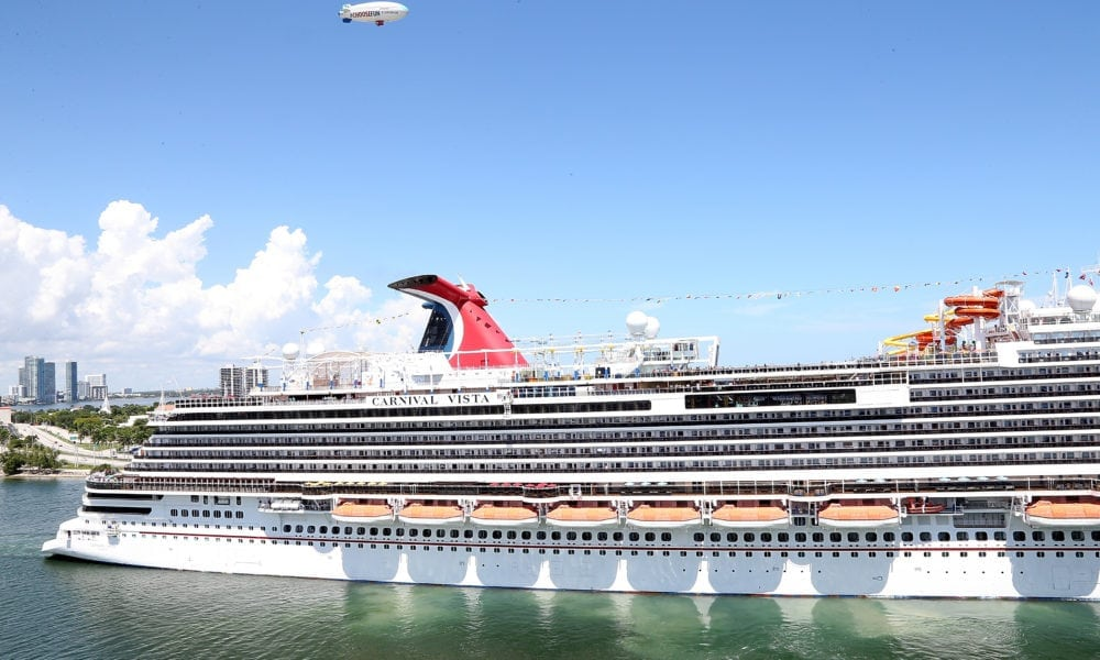 Carnival Says Breeze and Horizon Likely First Cruise Ships Back
