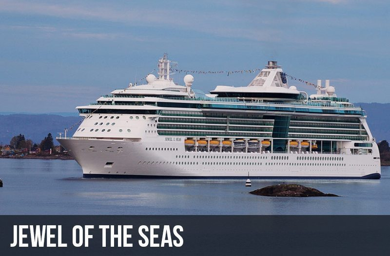 Cruise Podcast: Jewel of the Seas Review 2019 + News