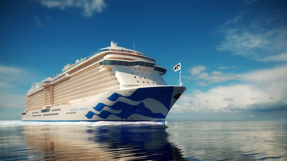 Princess Cruises Names Upcoming Ship