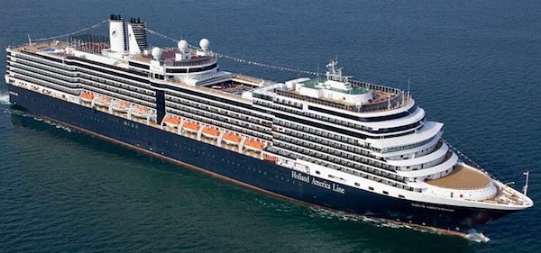 Holland America Cancels Nieuw Amsterdam Cruise Due to Propulsion Issues