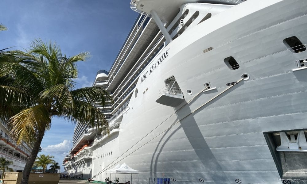 17 MSC Seaside Tips and Suggestions