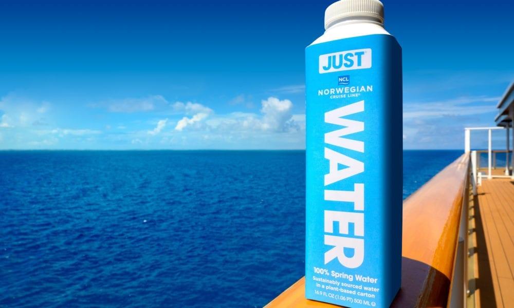 Cruise Line Eliminates Plastic Water Bottles Across Fleet