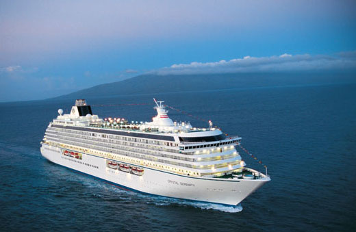 Crystal Serenity Luxury Ship Review + News