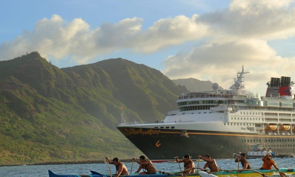 Disney Cruise Line Returns to Hawaii in 2022