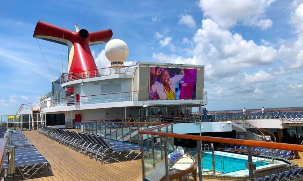 Carnival Cruise Line Cancels All 2020 Sailings