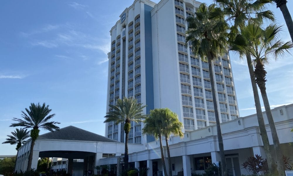 Travel During A Pandemic: Disney Springs Hotel Stay
