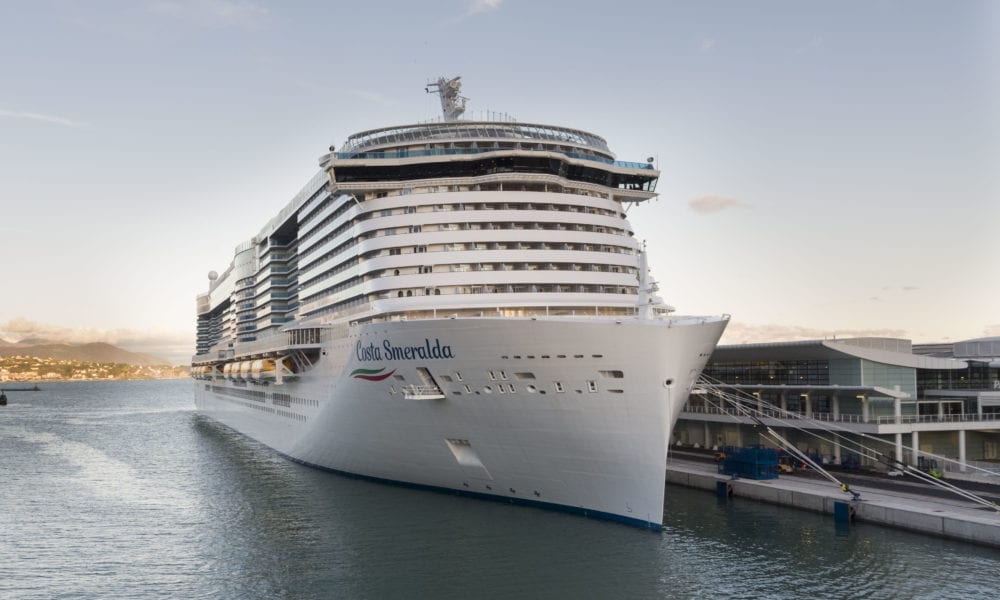 Back To Sea For A Third Carnival Corp. Cruise Ship
