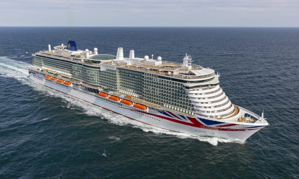 Carnival Corp. Welcomes New Ship, Positive Signal For Cruising's Future