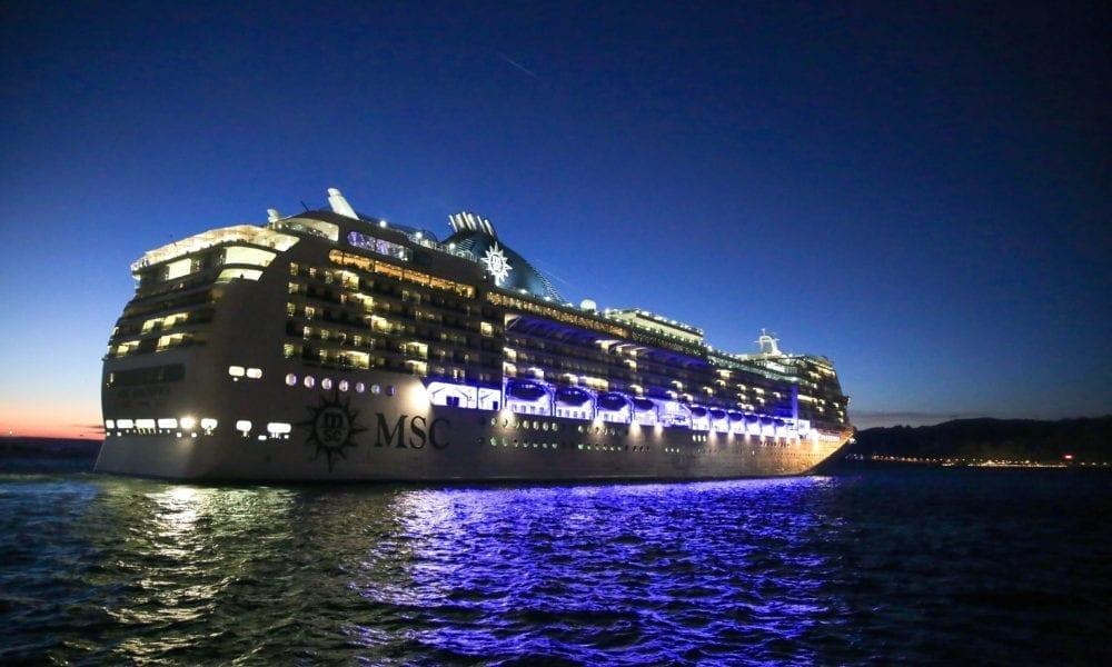 Second MSC Cruise Ship Resumes European Sailings