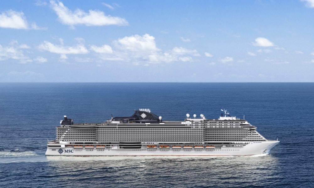 New Cruise Ship Will Literally Change the Air You Breathe
