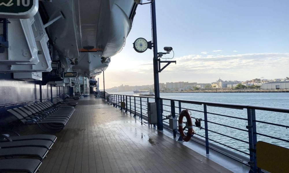 Cruise Radio News Briefs | Week of September 27, 2020