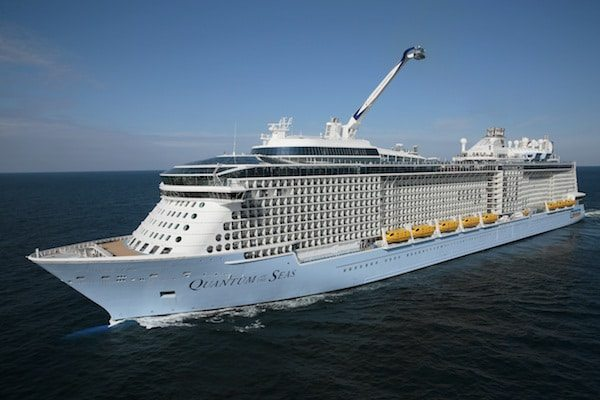 First Royal Caribbean Cruise Ship to Sail Gives Glimpse of New Normal