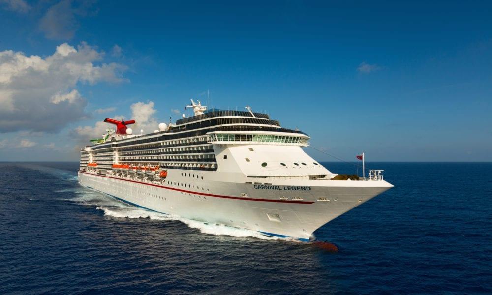 Cruise Line Stocks Blast Off on Upbeat Vaccine News