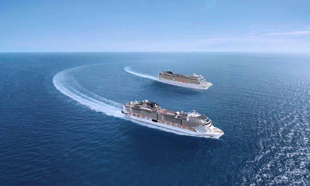 MSC Receives Japan's Approval to Cruise, Adjusts Ship Itinerary