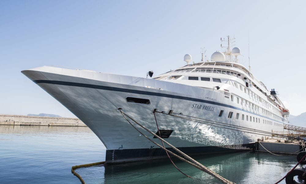 Windstar Cruises Details 'Stretched' and Renovated Vessel
