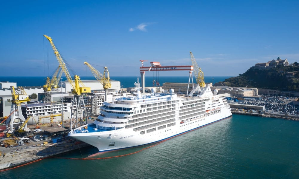Royal Caribbean Group Takes Delivery of New Ship