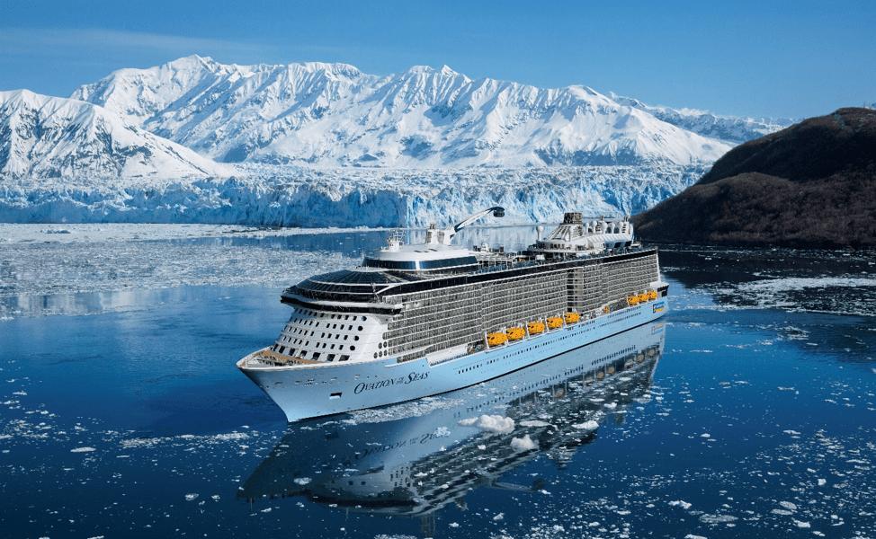 Two Royal Caribbean Megaships Will Cruise Alaska in 2022