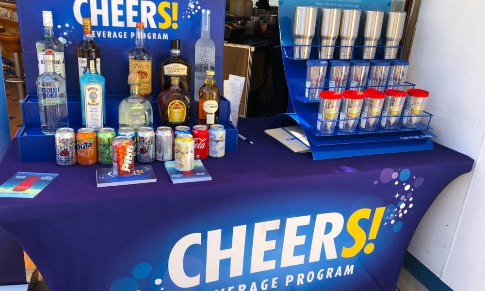 Carnival Cruise Line Gives Away Drink Package — Do You Qualify?