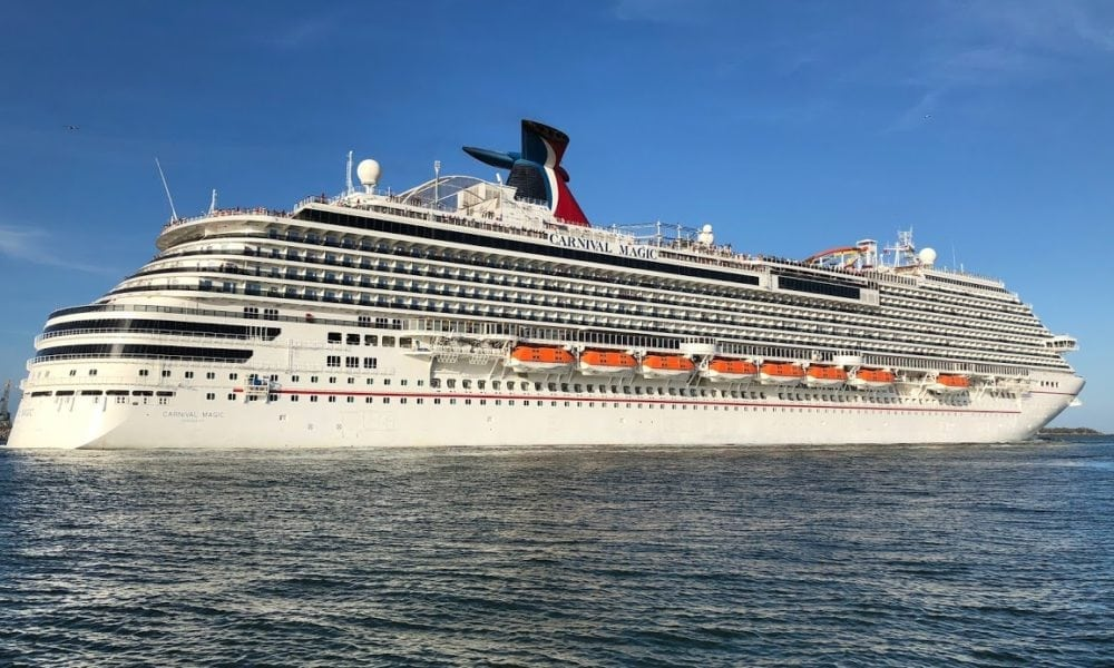 Carnival Cancels All January 2021 Cruises, Focuses on Drive Ports
