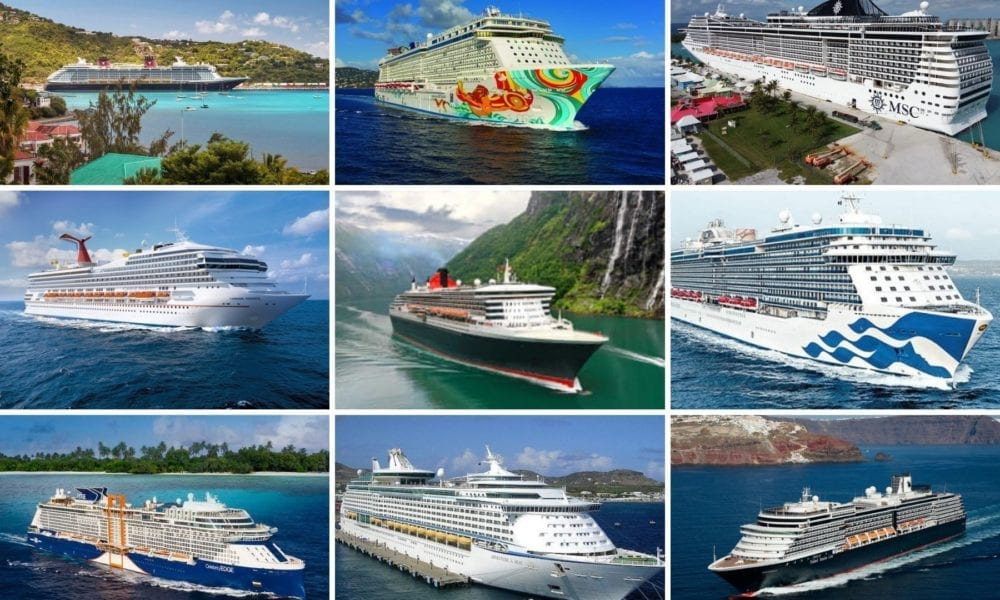 What US Cruise Lines Have Canceled 2020 Sailings?