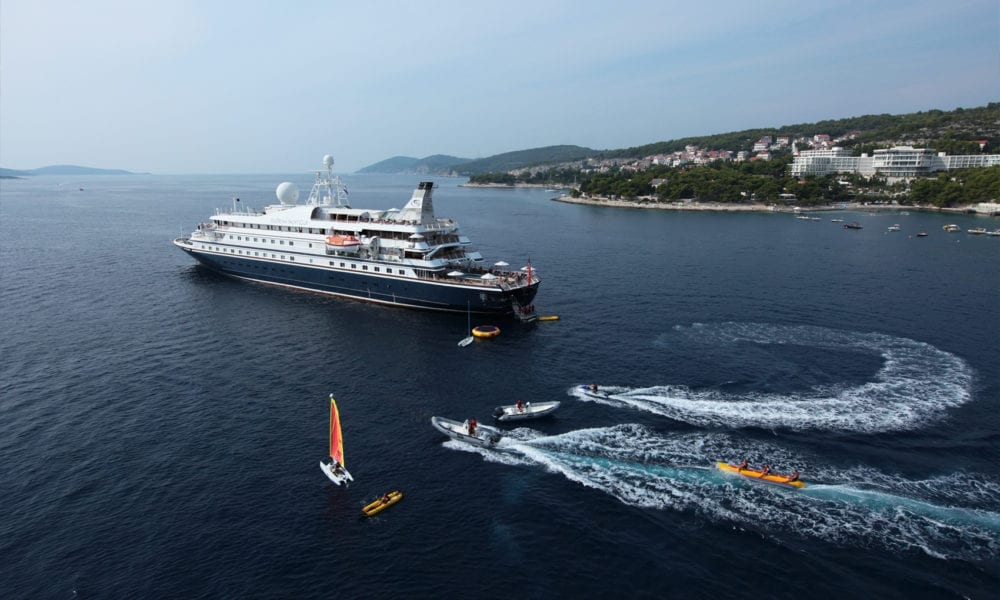 Cruise Line Now Offering 'Temporary Residence'