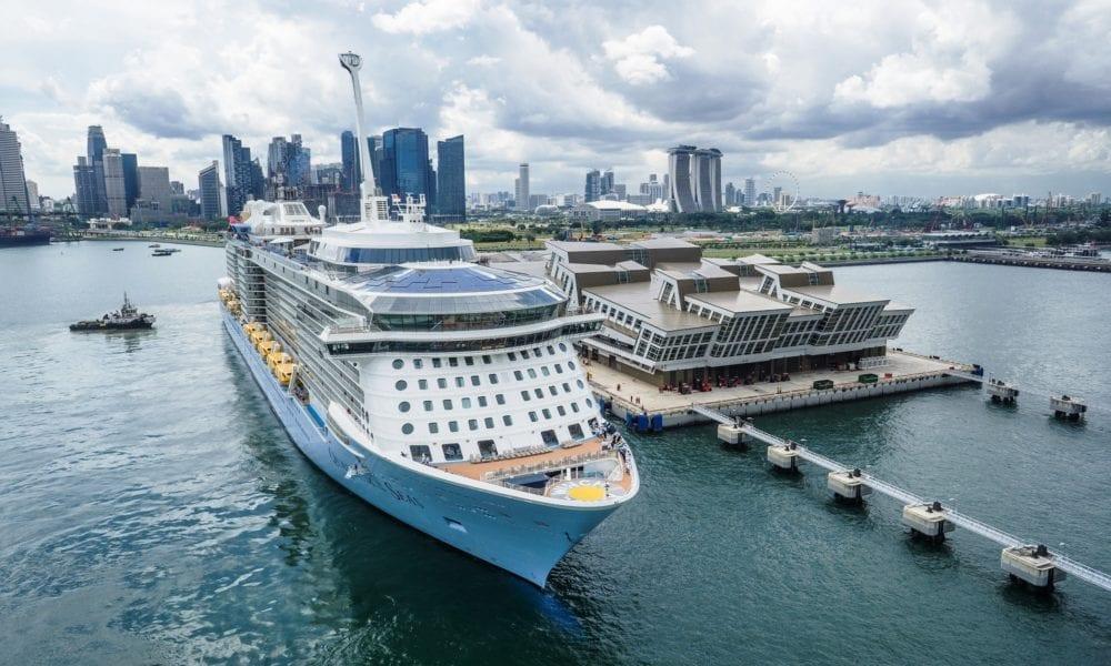 Royal Cruise Passenger Retests Negative Multiple Times at Lab