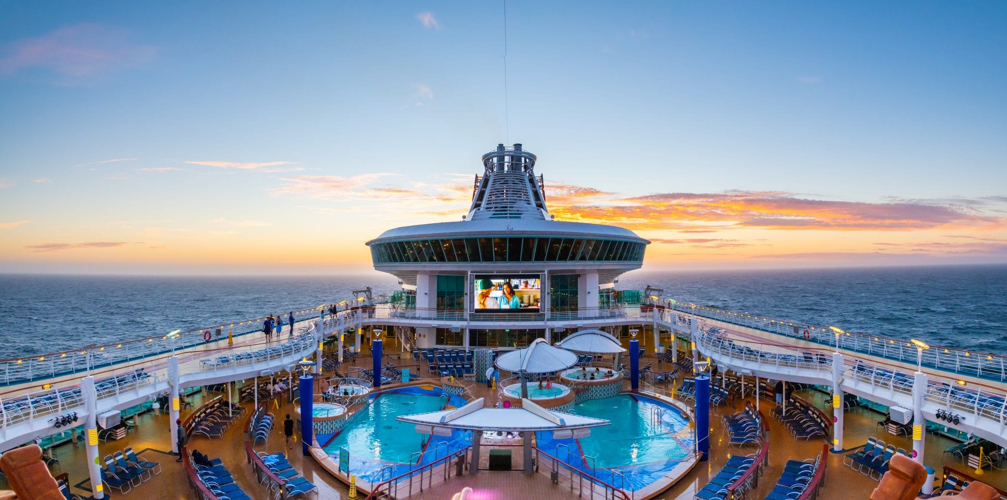 """Royal Caribbean CEO Tells Cruisers To """"Prepare For The Sun"""""""