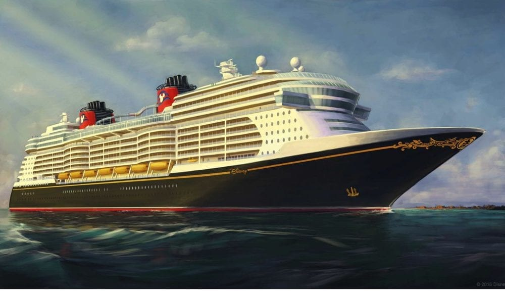 Disney Reveals Detail About New Cruise Ship