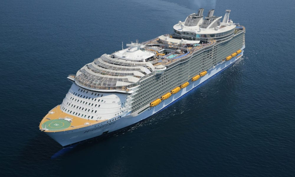 Royal Caribbean Cancels All Cruises Through February 2021
