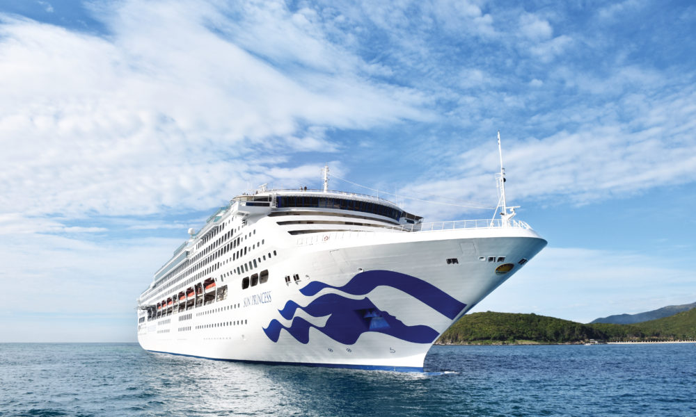 Princess Cruises Puts Money Where Its Mouth Is