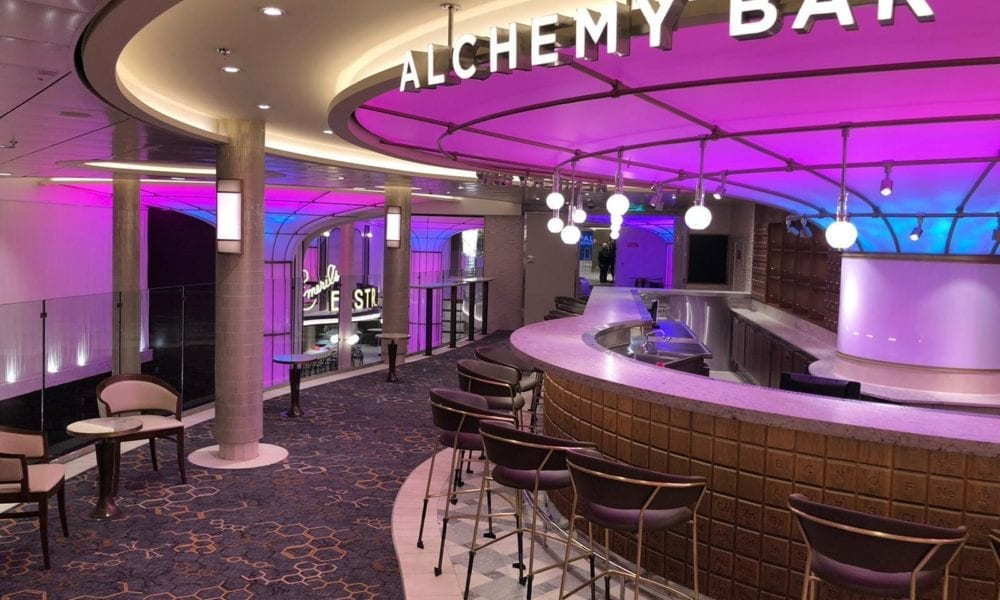 First Look Inside Carnival Cruise Line's Mardi Gras [PHOTOS]