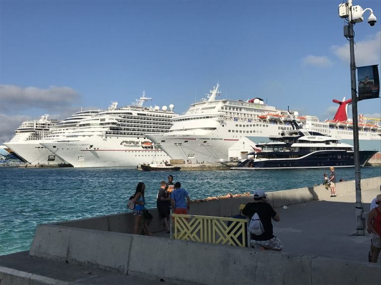 What You May Have To Do To Get Back on a Cruise Ship