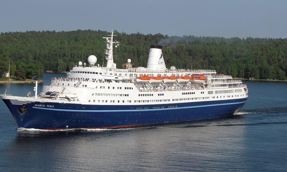 55-Year-Old Cruise Ship Heads For Scrapyard