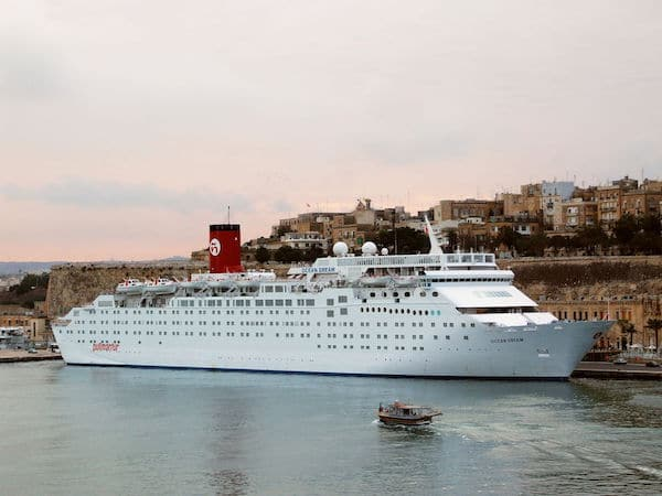 History-Making Carnival Cruise Ship Ready to Be Scrapped